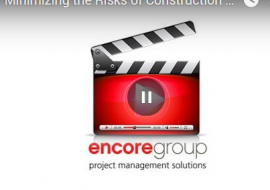 YouTube: Minimizing the Risks of Construction Disputes